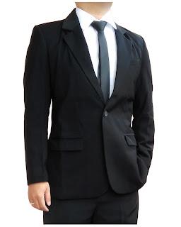 balanja online blazer pria murah