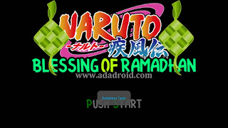 Naruto Senki Mod Blessing of Ramadhan