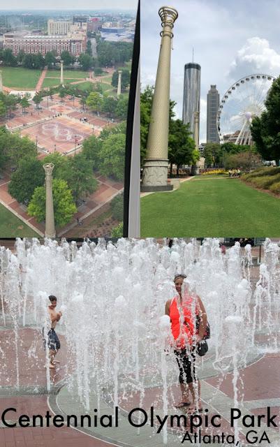 Centennial Olympic Park 265 Park Ave W NW, Atlanta, GA 30313