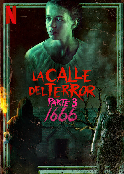 Fear Street: 1666 (2021) NF WEB-DL 1080p Latino