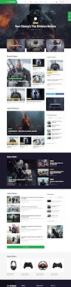 Video Games Store ECommerce Website Design By AJ Agency