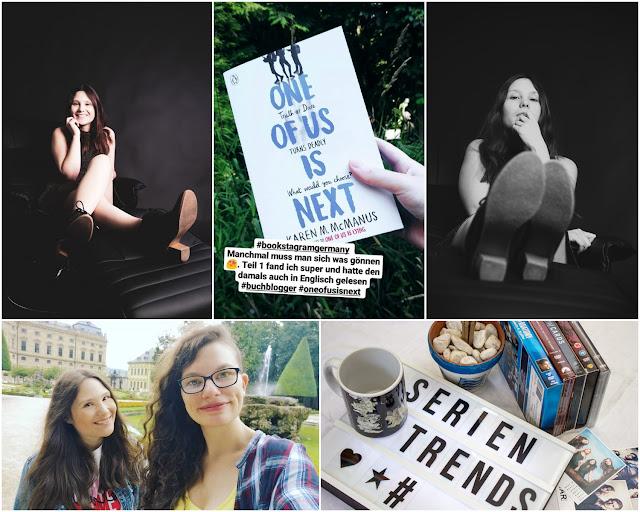 Erlebt Gesehen Gebloggt, Monatsrückblick August, Monatsrückblick Blogger, Filmblogger, Serienjunkie