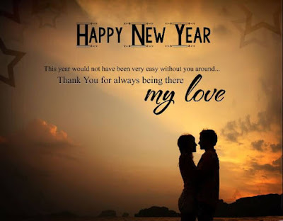 {#49 Best} Happy New Year Wishes For Wife | Best Romantic Happy New Year Messages For My Wife
