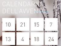 Logo Calida: scopri il Calendario dell'Avvento 2017