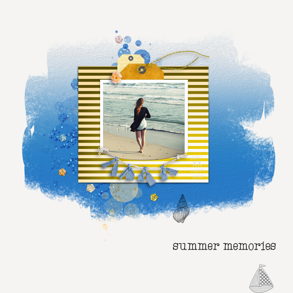summer memories © sylvia • sro 2019 • june 2019 mix n match by tssa & playing with tags freebie by gaelle