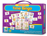 http://theplayfulotter.blogspot.com/2015/07/match-it-time-bingo.html