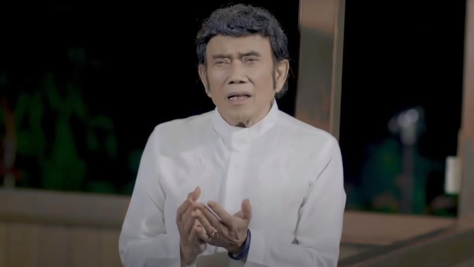 Rhoma Irama, Raja Dangdut.