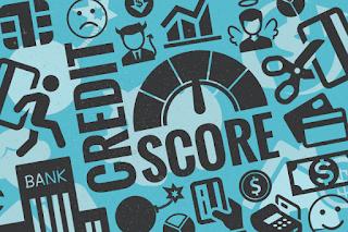 score in credit