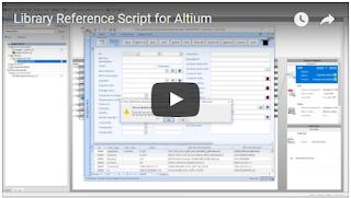 Altium PCB Designer: Script for Altium Database Libraries