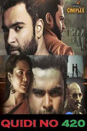 Qaidi No 420 (2018) 700Mb Full Hindi Dubbed Movie Download 720p HDRip thumbnail