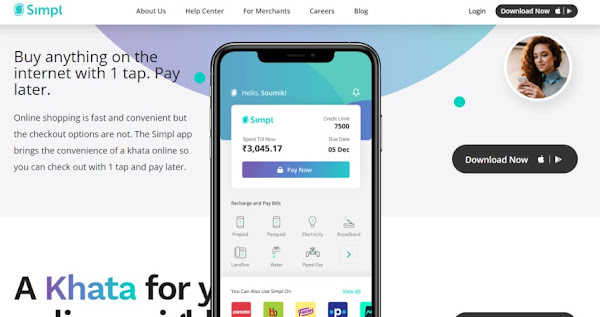 Simpl Pay - Buy Now Pay Later Apps