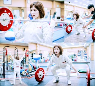 Weightlifting Fairy Kim Bok-Joo lee sung kyung