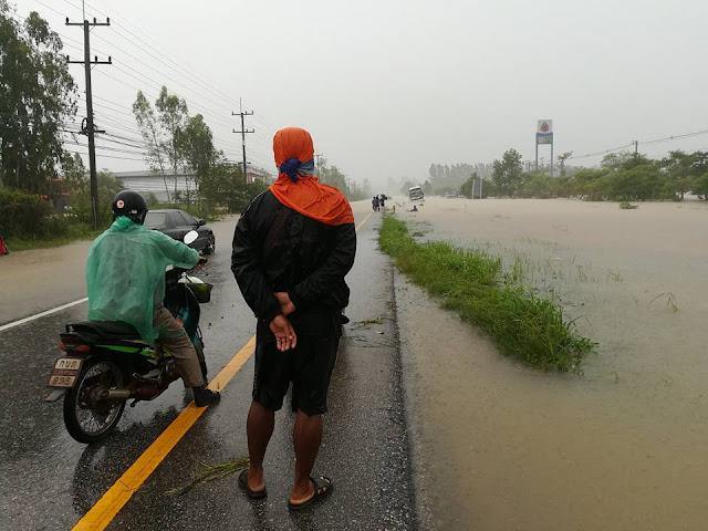 Наводнение на Северо-востоке Таиланда
