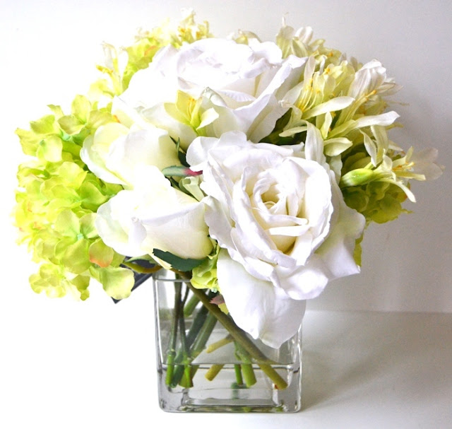 Commercial Silk Flowers
