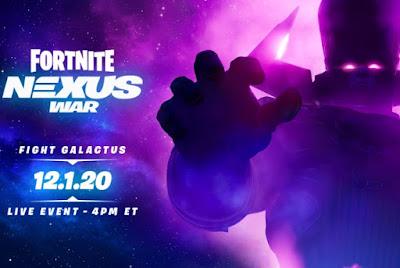Fn.gg/devourerofworlds Event Fortnite Terbaru Galactus Arrives