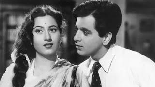 love story of madhubala and dilip kumar