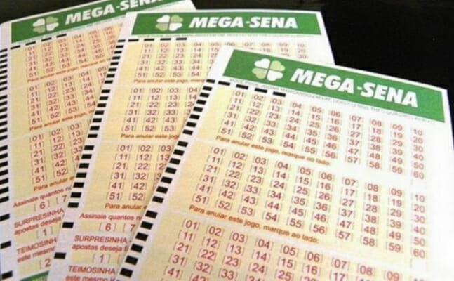 Mega-Sena acumulada vai pagar R$ 38 milhões sábado.