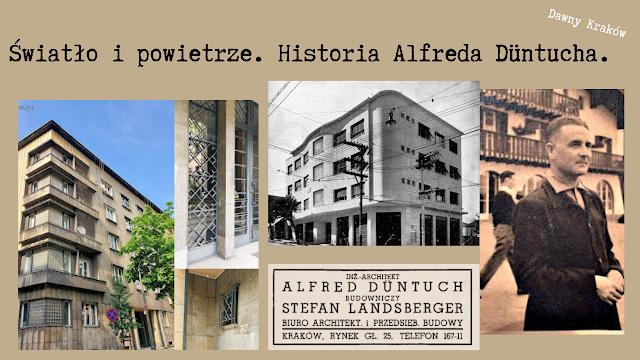 Światło i powietrze. Historia Alfreda Düntucha.
