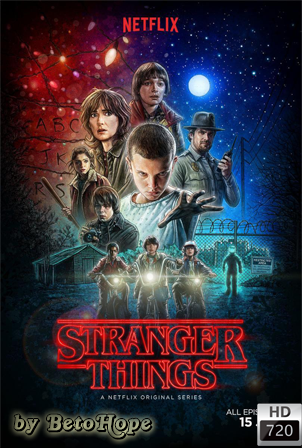 Stranger Things Temporada 1 [720p] [Latino-Ingles] [MEGA]