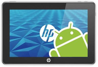 HP SlateBook 10 X2, Tablet Android Dengan Prosesor NVIDIA Tegra 4