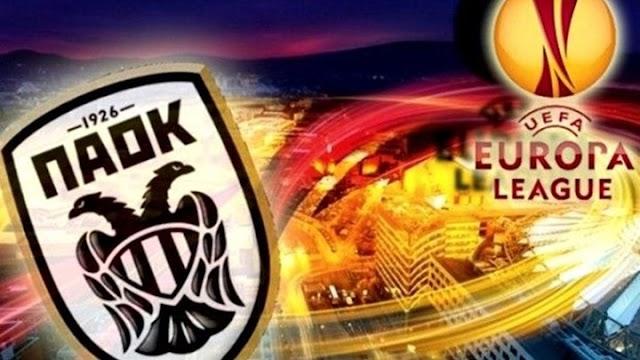 Ρεκόρ συμμετοχών για ΠΑΟΚ στο Europa League