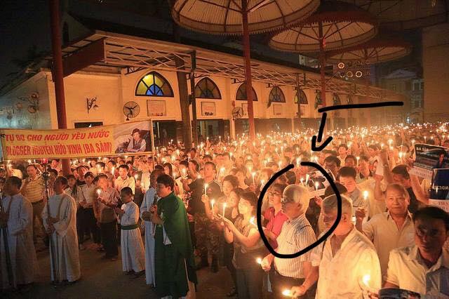 Nhà thờ Thái Hà lại lợi dụng giảng đạo để xuyên tạc Chủ tịch nước đắc cử và việc kỷ luật Chu Hảo