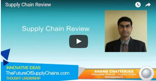 Sustain2Green: Making a Sustainable Impact: Kinaxis Supply Chain Review Publishes Anand Chatterjee's interview
