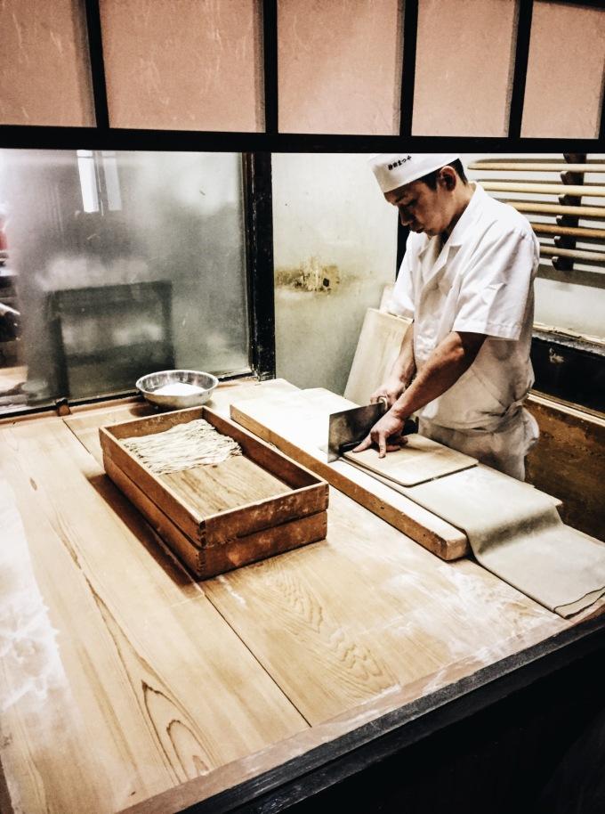 restauracje tokio