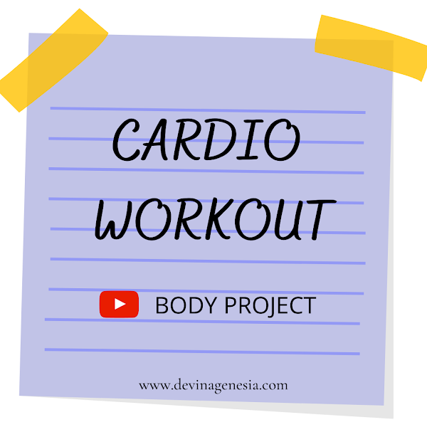 Cardio Workout - Youtube Body Project