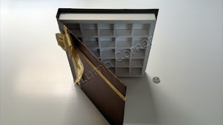 Kotak | Box Cokelat Album Polos
