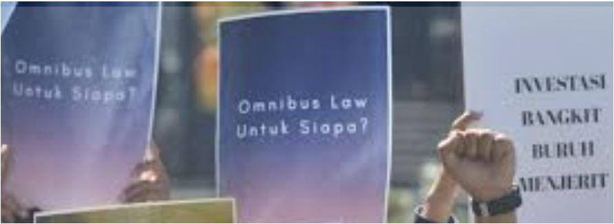 Omnibus Law Ciptaker Wujudkan Efiensi Kebijakan