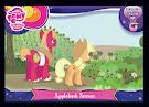 My Little Pony Applebuck Season Series 3 Trading Card