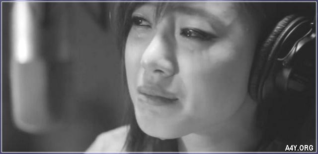 nước mắt em rơi vì anh
