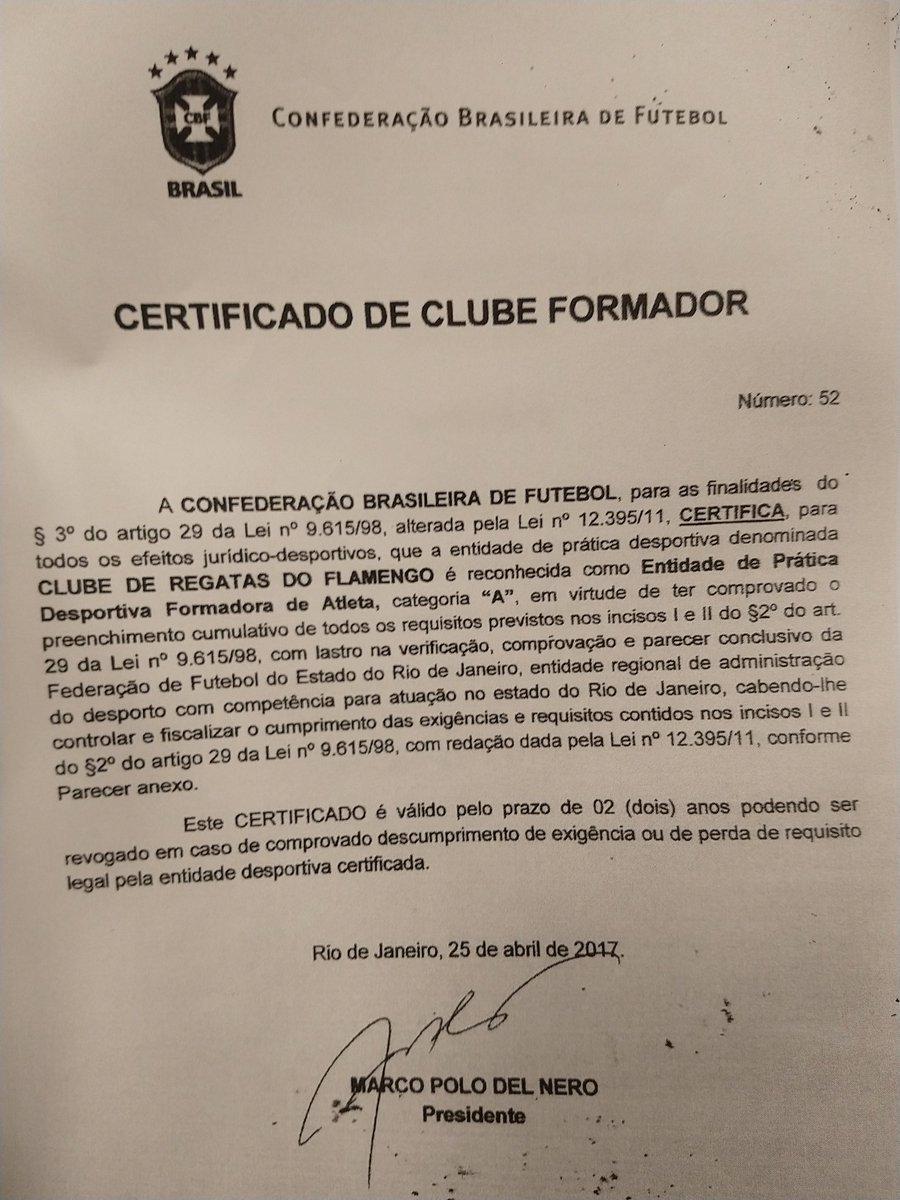 Ninho da Nação  Com normas rígidas para obtenção de certificado para ... cd2b444b0c275