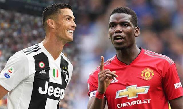 Rung chuyển MU - Juventus, Pogba thành đồng đội Ronaldo ngay tháng Một