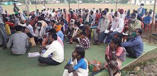 चिटफंड कंपनियों की 135 शिकायत शिविर में पहुंची