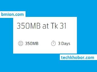 Grameenphone-GP-350MB-31Tk-Internet-Offer