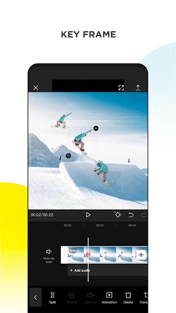 Tải CapCut Apk - App chỉnh sửa video cho Android miễn phí e