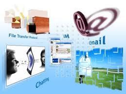 Beberapa Contoh Layanan internet