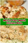#Melt #In #Your #Mouth #Chicken #Bake