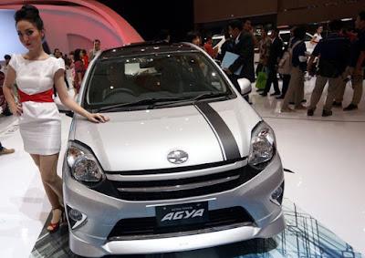 Mau Ikut Test Dride Toyota Agya, Begini Caranya