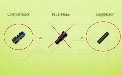 Giảm giật với giảm thanh là các nâng cấp rất thiết thực với khẩu AKM của mình