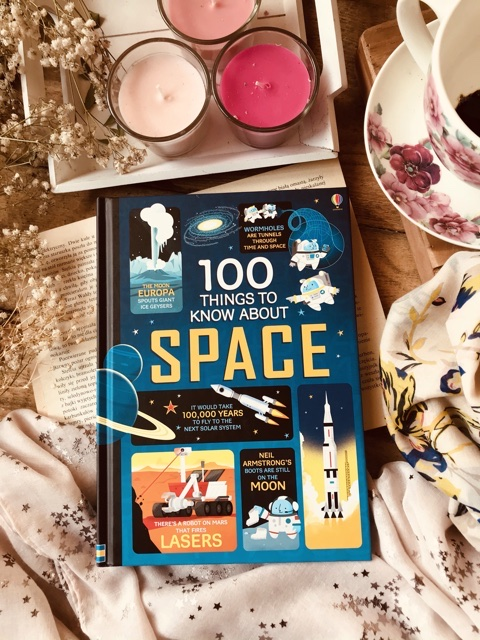 Alex Frith, Alice James and Jerome Martin, 100 things to know about space