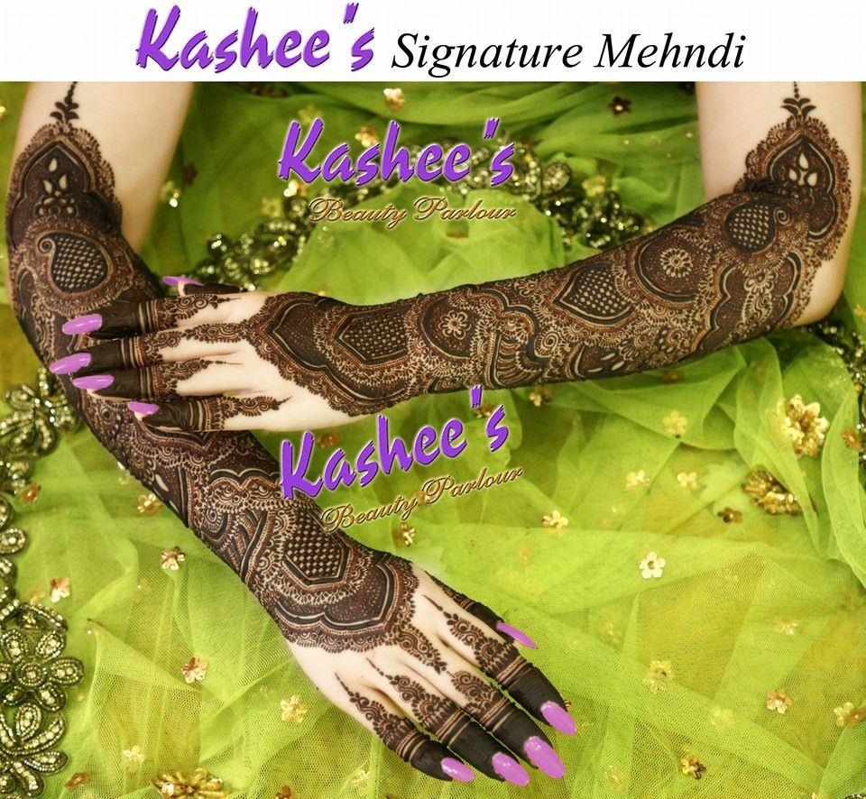 Kashee S Bridal Mehndi Designs : Most beautiful bridal mehndi designs by kashee s just