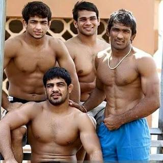 Indian Body Builder