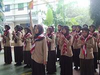 Peserta KMD PGSD Universitas Muria Kudus Pecahkan Rekor Tepuk Pramuka Terlama