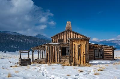 Valles Caldera National Preserve, Missing Cabin