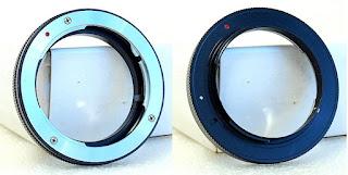 OM - Olympus 4/3 Lens Adapter