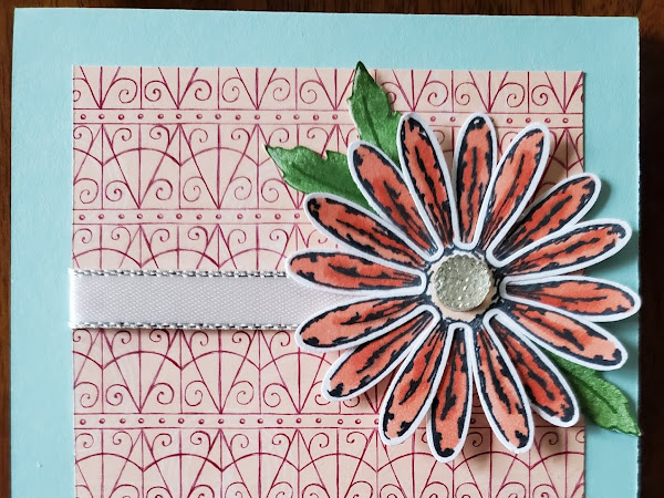 Winner Announcement for Challenge #108 Mother's Day Card