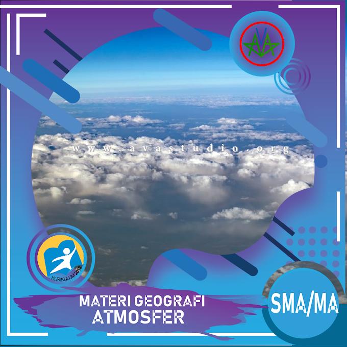 Rangkuman Materi Geografi - Atmosfer